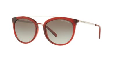Armani Exchange Red Clear AX4068S