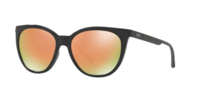 Armani Exchange Black AX4072S Sunglasses at Target Optical