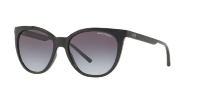 Armani Exchange Black Grey Gradient AX4072S 55