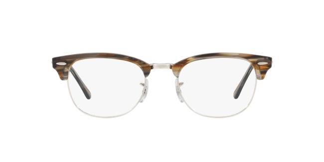 Ray-Ban Brown Grey RX5154 Eyeglasses  026f330d60
