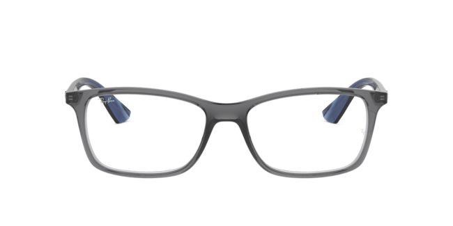 a1875d6643c Ray-Ban Grey Clear RX7047 Eyeglasses