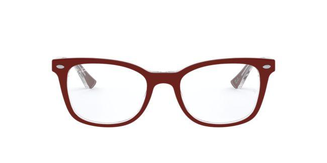 9e42bbbe59 Ray-Ban Burgundy RX5285 Eyeglasses