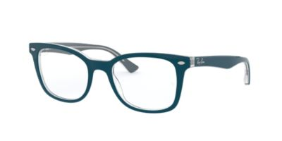 Ray-Ban RX5285 Blue Prescription Eyeglasses