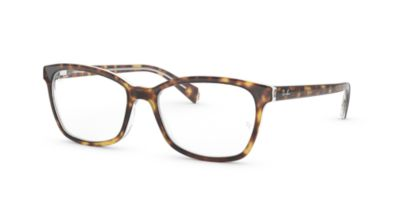 Ray-Ban Clear Tortoise RX5362