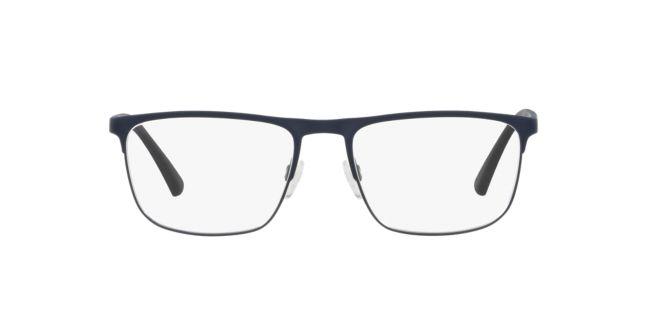 50d45d6043c Emporio Armani Blue Matte 0EA1079 Eyeglasses
