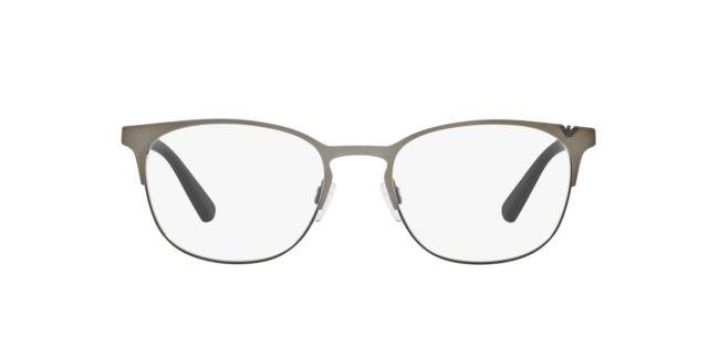f83a4f67f69 Emporio Armani Gunmetal Matte 0EA1059 Eyeglasses