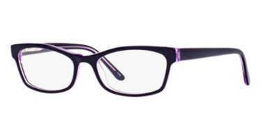 A New Day Blue Dark A32038 Womens Eyeglasses