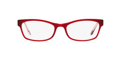 dbbe65877ce A New Day A32038 Red Clear Eyeglasses