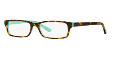 A New Day Tortoise Teal A32039 Eyeglasses