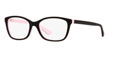 A New Day A32052 Black Prescription Eyeglasses