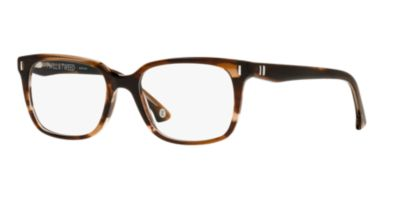 Twill & Tweed Multi Brown A32059 Eyeglasses