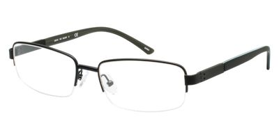 Goodfellow&Co. Mens GO1034 Black Eyeglasses