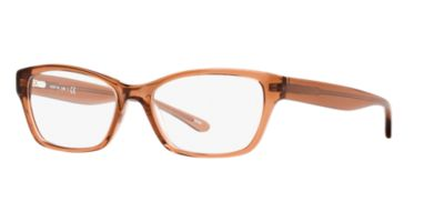 A New Day A32070 Brown Eyeglasses