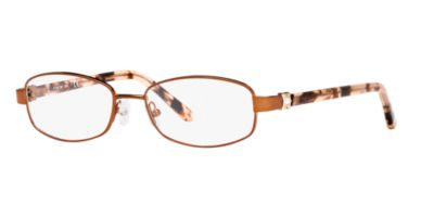 A New Day A31029B Brown Eyeglasses
