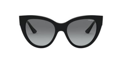 Vogue Brand Design Composite Frame Clear Lens Acetate Eyeglass