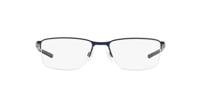 ccbb1c6de6 Oakley Blue Dark OX3218 Socket 5.5 Eyeglasses