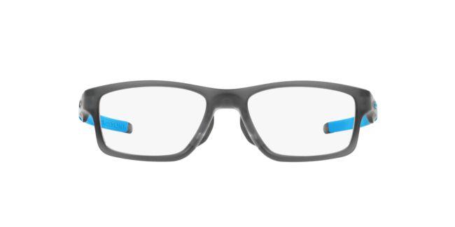 c25e0a6b97c Oakley Grey Matte OX8090 CROSSLINK MNP Eyeglasses