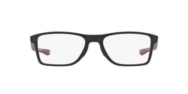 6c4e33714b Oakley Silver Matte OX8108 FIN BOX Eyeglasses