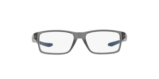 587daf0c58539 Oakley Youth Grey Shiny OY8002 CROSSLINK XS Eyeglasses