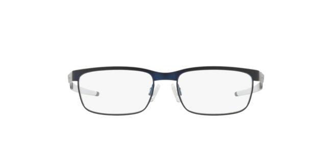 db9c23abd Oakley Youth Blue Matte OY3002 STEEL PLATE XS Eyeglasses | Target Optical