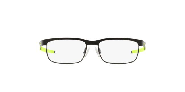 4118854aa3 Oakley Youth Black OY3002 STEEL PLATE XS Eyeglasses