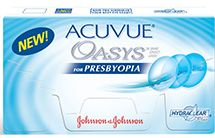 ACUVUE OASYS® for PRESBYOPIA, 6 pack $56.99