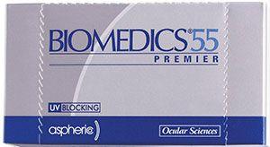 7c027e94f4 Biomedics 55 Premier 6PK