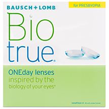 BioTrue® ONEday for Presbyopia 90 pk $99.99