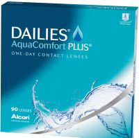 DAILIES® AquaComfort Plus® 90 PK $64.99