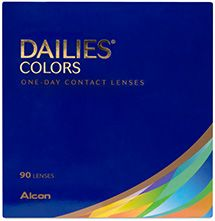 DAILIES® COLORS 90 PACK $115.99