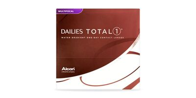 DAILIES TOTAL1® Multifocal - 90 pack $129.99