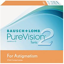 Purevision 2 For Astigmatism $59.99
