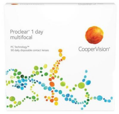 Proclear® 1-Day Multifocal - 90 pack $95.99