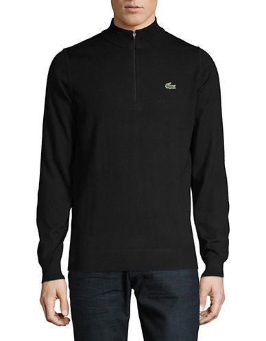 Lacoste Half-Zip Wool Sweater 90399717