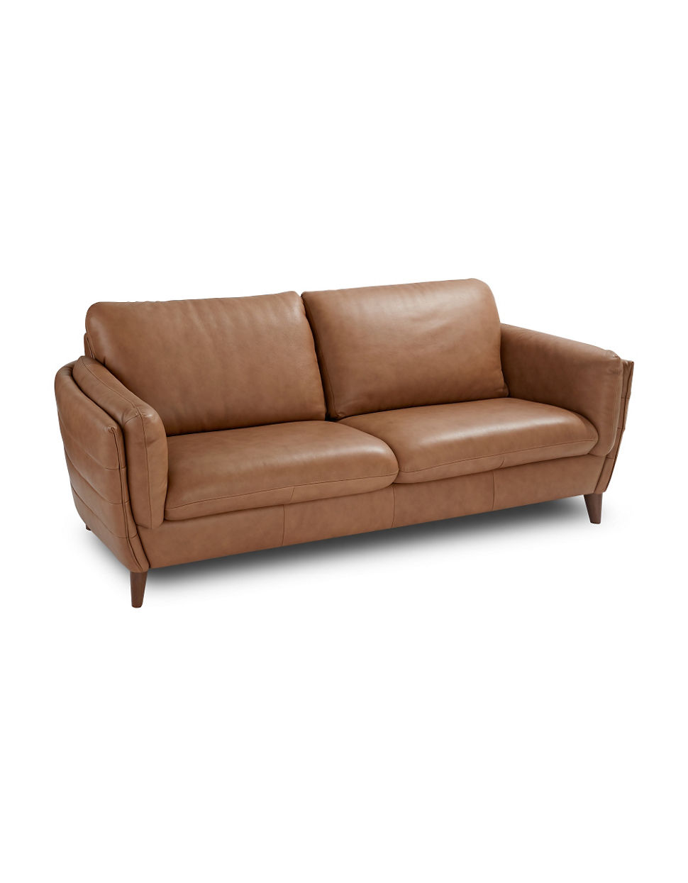 Natuzzi Leather Sofa Bed Letto Zip Bed For Sale