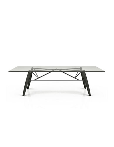 connection 108-inch dining table | hudson's bay 108 Inch Dining Table
