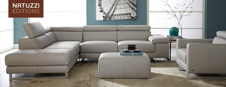 Natuzzi Leather Sectional Sofa Canada Refil Sofa