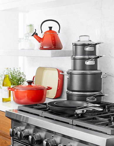 Brands | Cookware | Forged Nonstick 10-Piece Set - Induction Ready ...