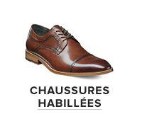 6c33167d12a Chaussures habillées lacées brunes à labaie.com.