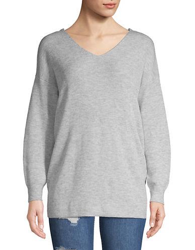 Bardot Ribbed Long-Sleeve Sweater 90301817