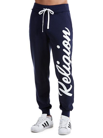 STREET ACTIVE RAW EDGE MENS JOGGER