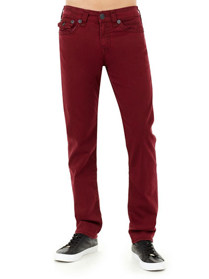 GENO SLIM MENS TWILL SUPER T PANT