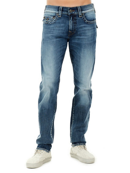 GENO SLIM SINGLE END MENS JEAN