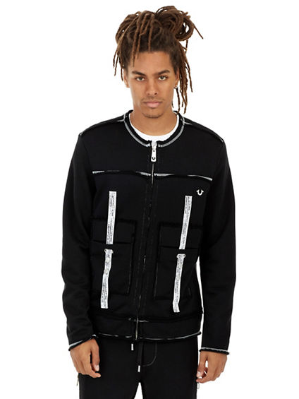 RAW EDGE ACTIVE MENS JACKET