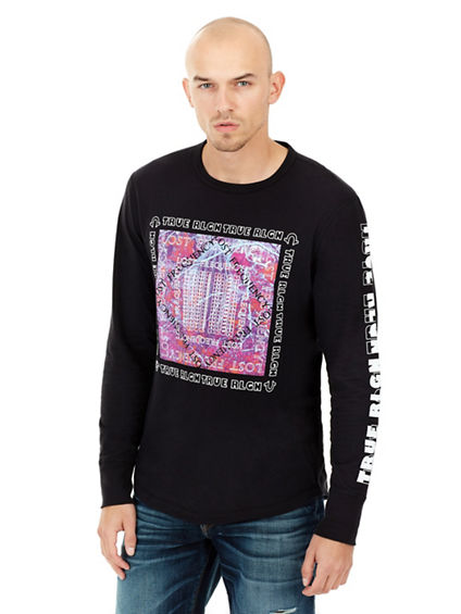 FREQUENCY MENS TEE