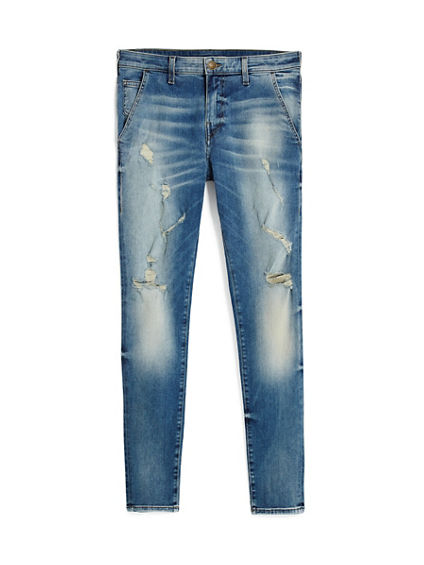 THE GREAT REVOLT UNISEX JACK JEAN