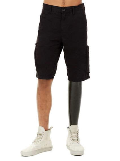 MENS CARGO FIELD SHORT