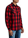 MENS CLASSIC BUTTON UP SHIRT