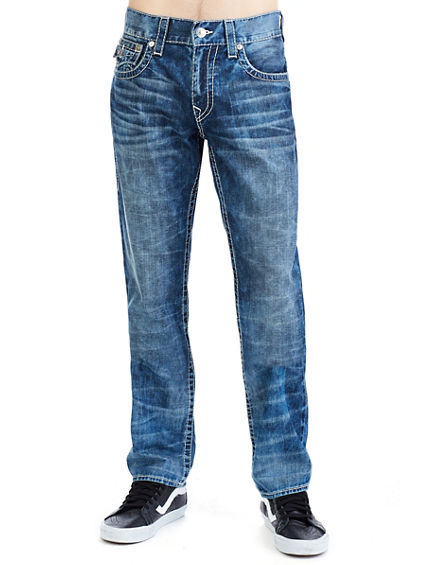 SLIM FIT BIG T JEAN
