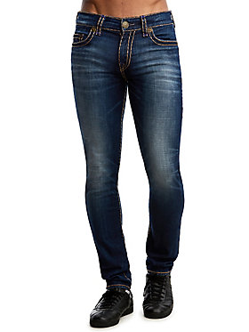 MENS ROCCO SUPER T SKINNY MENS JEAN